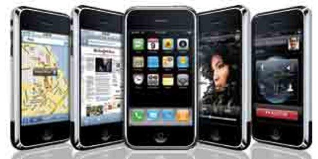 iPhone in Deutschland, Österreich muss warten
