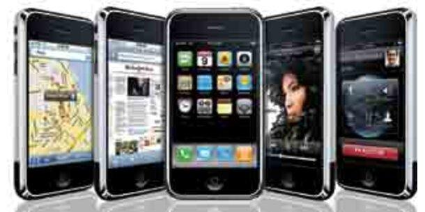 iPhone in Österreich erst 2008