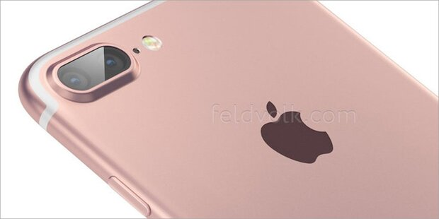 iPhone 7: Top-Kamera nur für Plus-Modell