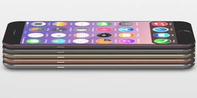 iPhone 7: Apple-Fans laufen Sturm