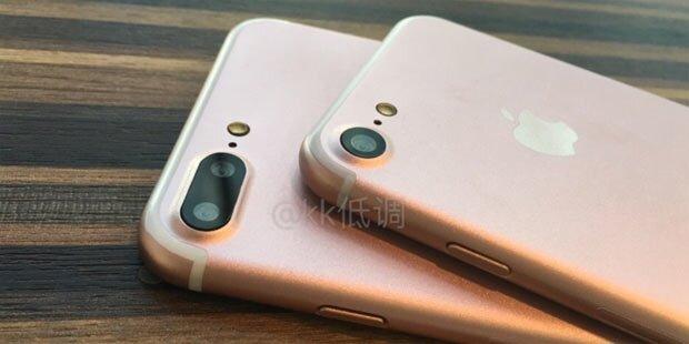 So kommen das iPhone 7 & iPhone 7 Plus
