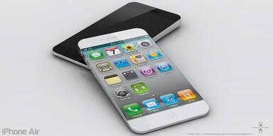 iPhone 6 könnte als iPhone Air kommen