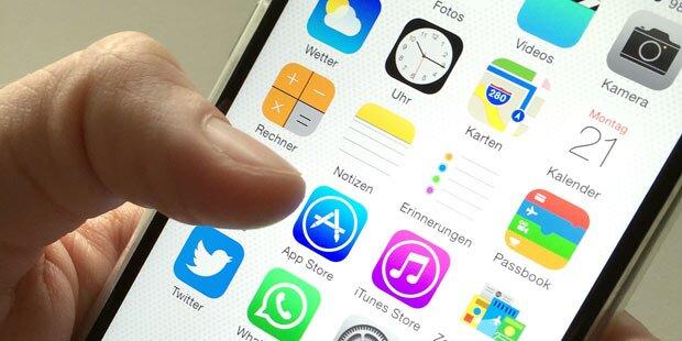 Das sind die infizierten iPhone-Apps