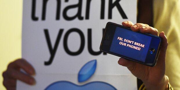 Auch UNO ist gegen iPhone-Entsperrung