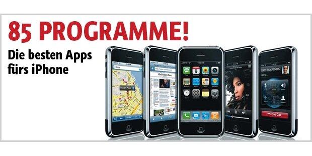 Die besten Apps für das iPhone