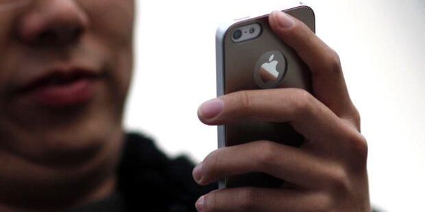 Apple verliert Patent für Entsperr-Geste