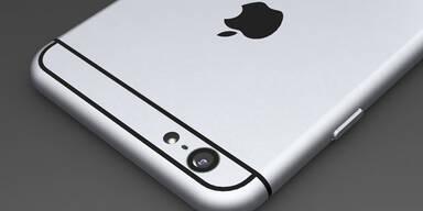 iPhone 6s wohl mit Super-Kamera