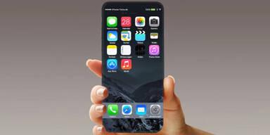 Neue iPhones kommen ohne Home-Button