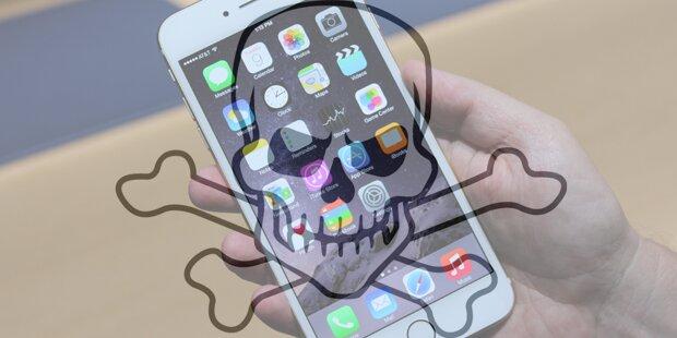 Größte iPhone- & iPad-Attacke aller Zeiten
