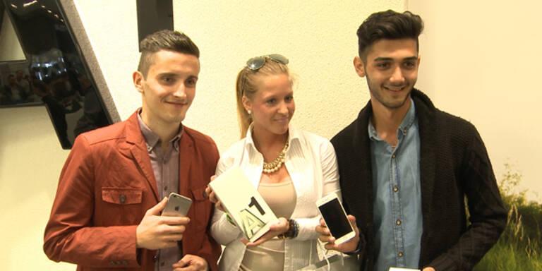 iPhone 6 startete in Österreich