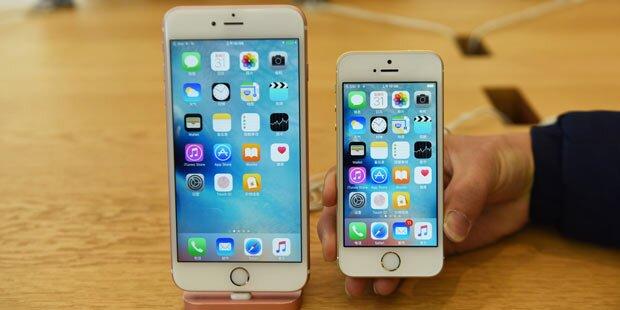 Apple stellt iOS 10 für iPhone & Co. vor