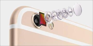 iPhone 7: Apple-Patent zeigt Top-Kamera
