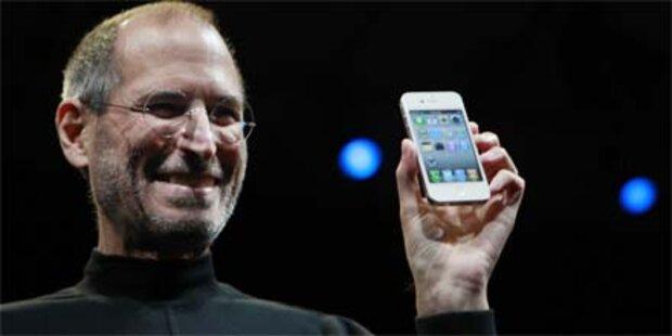 iPhone4-Problem wird zum Image-Debakel
