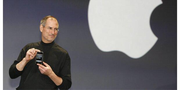 Kein UMTS für iPhone in Europa