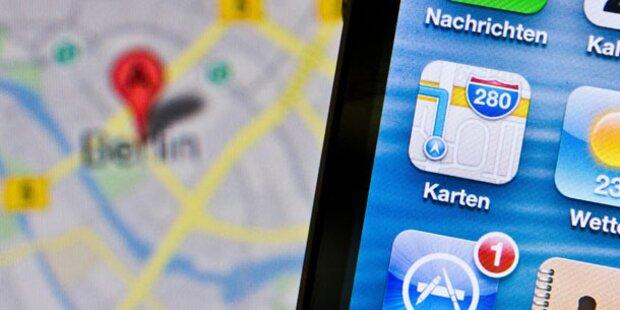 Googles Karten-App fürs iPhone bald fertig