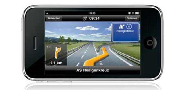Gratis-Navigation für iPhone-User