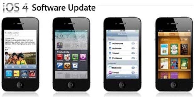 iPhone4-Problem dank  iOS 4.0.1 behoben?