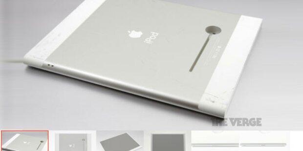 Gerichtspapiere zeigen Apple-Prototypen