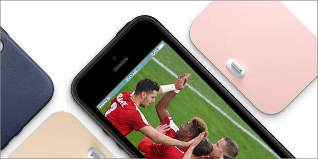 iPhone-User sind größere Fußball-Fans