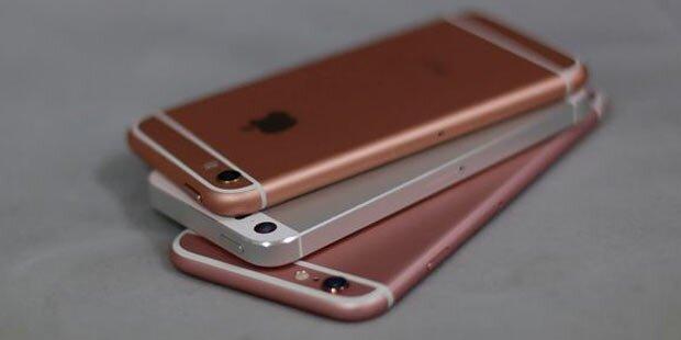 Fotos sollen das iPhone SE zeigen