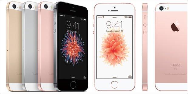 iPhone SE: Alle Österreich-Infos