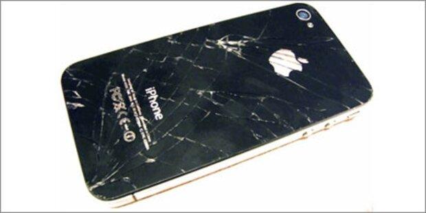 iPhone 4 explodierte bei Minusgraden