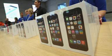 Bekommt das iPhone 6 ein krummes Display?