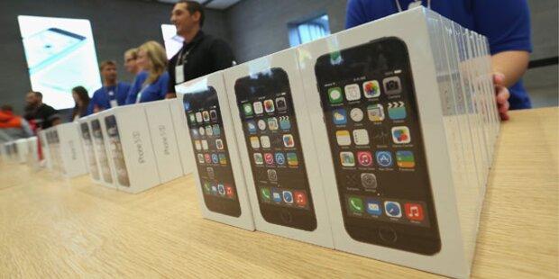 Apple schnappt sich größten Smartphone-Markt