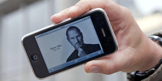 Steve Jobs' ganze Kraft galt dem iPhone 5