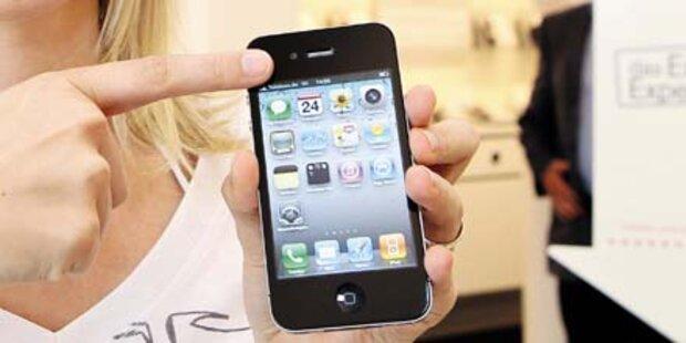 Das neue iPhone 4 im ersten Test
