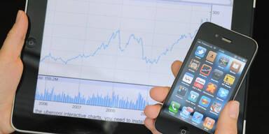 Apple: iPhone & iPad beliebt wie nie