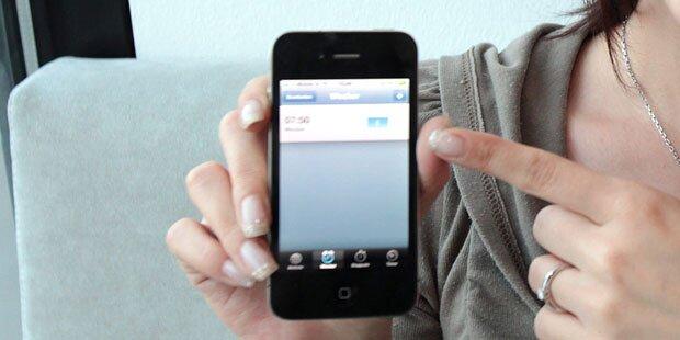 iPhone weckt noch immer nicht
