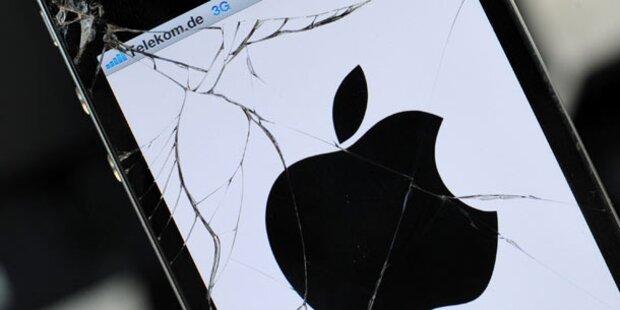 Niederlage für Apple im Patentstreit