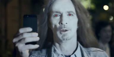 Video: Nokia macht iPhone-User zu Zombies