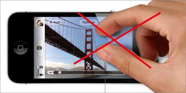 Kommende iPhones zoomen automatisch