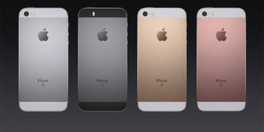 Apple bringt neues iPhone SE zum Kampfpreis