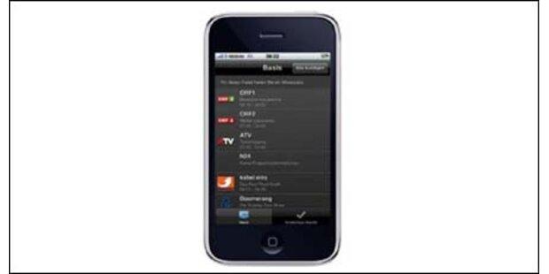 T-Mobile: Fernsehen am iPhone