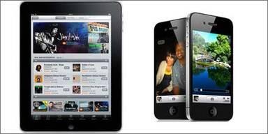 Apples iOS 4.2 für iPhone & iPad vor Start