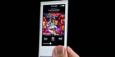 Apple stampft mehrere iPod-Modelle ein