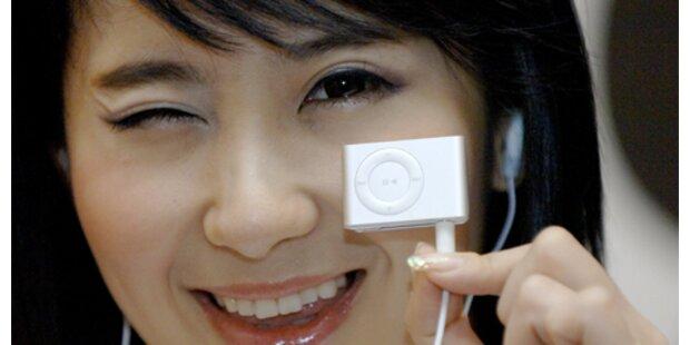 Freund oder iPod?