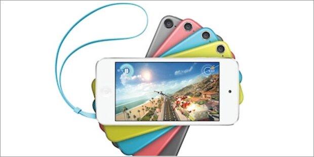 Apples iPod touch wird jetzt günstiger