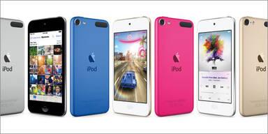 Apples neuer iPod touch ist da