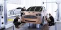 Trotz der deutlichen optischen Änderungen sticht die Basis noch immer hervor. Bild: Aston Martin