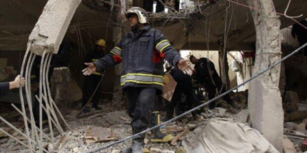 Anschlagserie im Irak hält an - 17 Tote