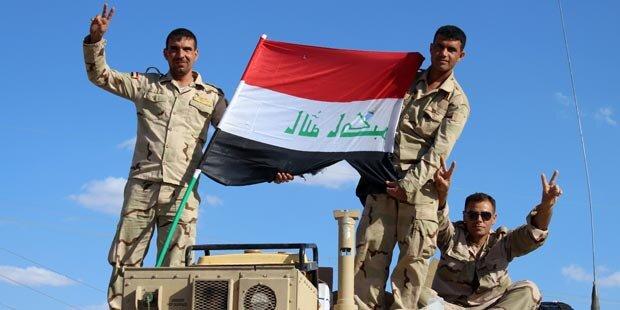 Armee startet Großoffensive auf Mossul