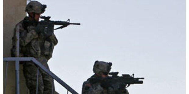 Im Jahr 2007 starben 900 US-Soldaten im Irak
