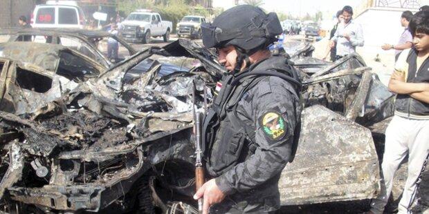 27 Tote bei Zusammenstößen im Irak