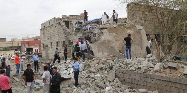 Irak: Massaker in Alkoholgeschäften