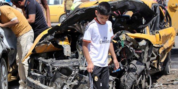 10 Autobomben: Terror in Bagdad