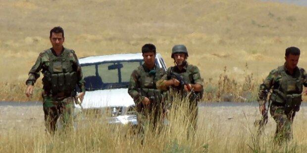 Irak: Militär vor Großangriff auf Extremisten